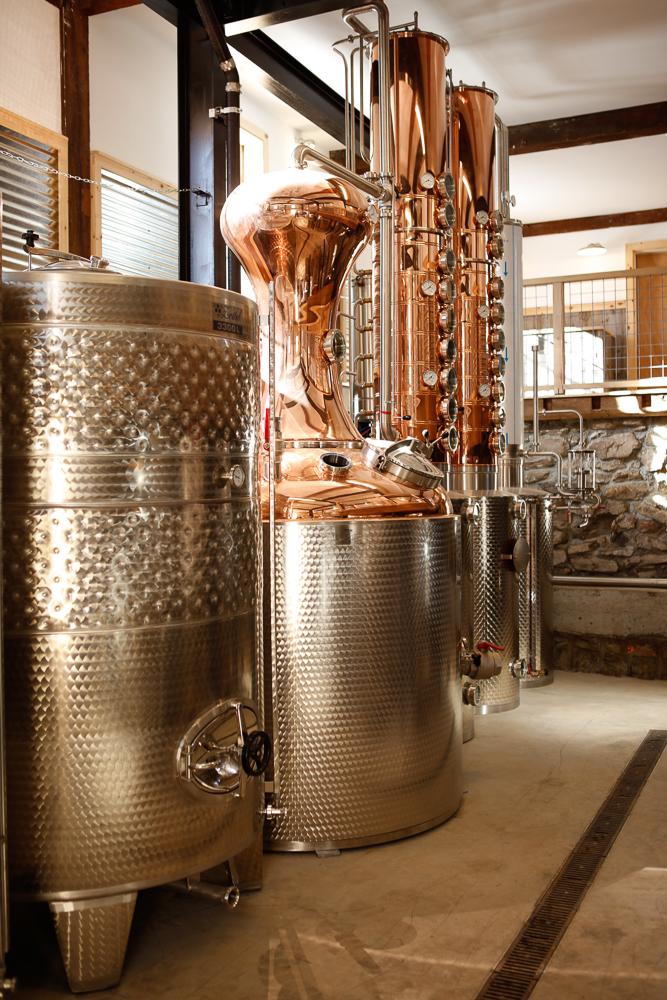 experiences - Mine Hill Distillery